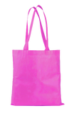 Wholesale non woven totes, budget tote bags, cheap non woven bags, cheap totes, trade show totes, promotional tote bags,