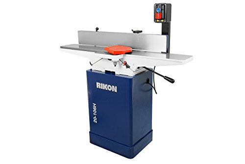 "Rikon 20-106 6"" Jointer w/ Helical Head"