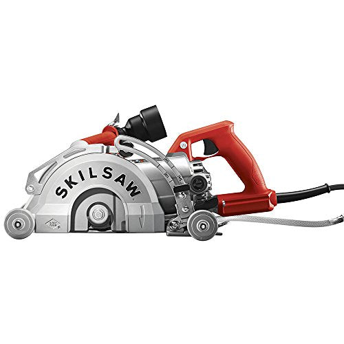 SKILSAW SPT79-00 15-Amp MEDUSAW Worm Drive Saw for Concrete, 7