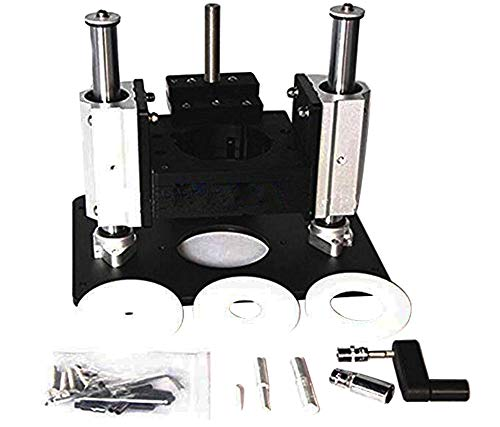 Heavy Duty Router Lift with Aluminium Router Insert Plate without Motor (For 2.6