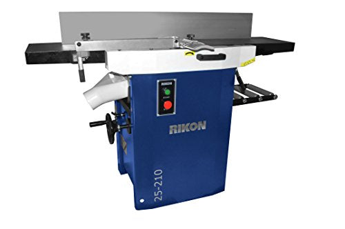 RIKON Power Tools 25-210 12-Inch Planer/Jointer with 3-Knife Cutter Head