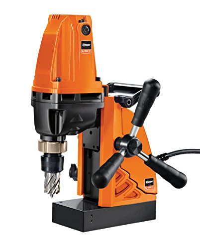 Slugger by FEIN JHM Series ShortSlugger Magnetic Base Drilling Unit, 750W, 2