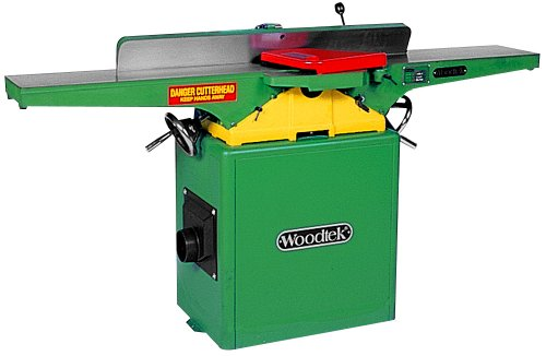 Woodtek 133604, Machinery, Jointers & Planers, 8