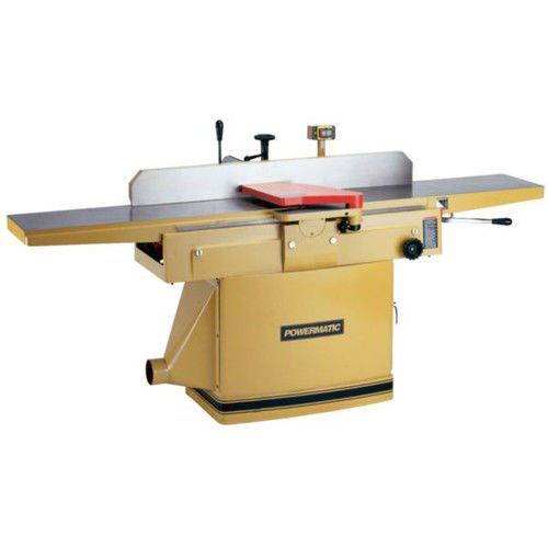 Powermatic 1791308 Model 1285 3 HP 3-Phase 12-Inch Jointer with Helical Cutterhead