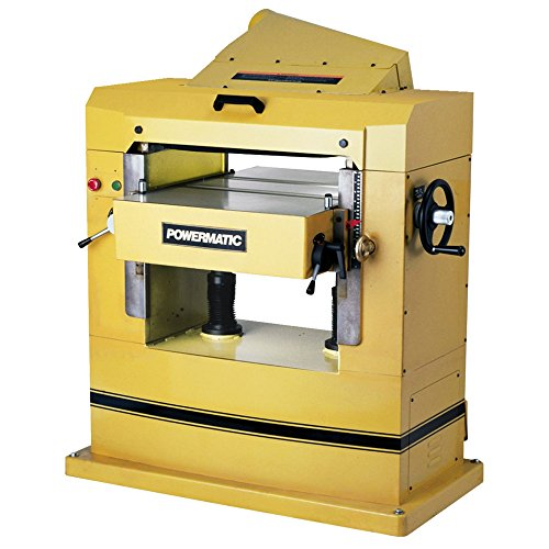 Powermatic 1791268 Model 201HH 22-Inch 7-1/2 HP 3-Phase 230V Planer with Helical Cutterhead
