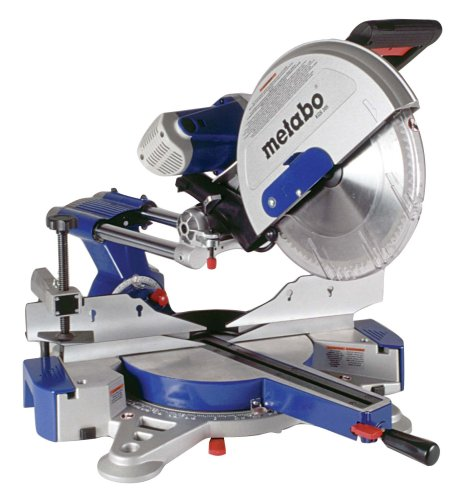 Metabo KGS305 12-Inch Dual-Bevel Sliding Compound Miter Saw