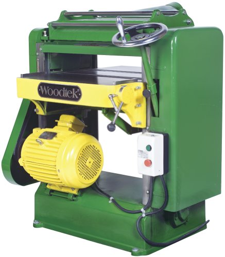 Woodtek 114764, Machinery, Jointers & Planers, 20 Planer Spiral Head 5hp 3ph