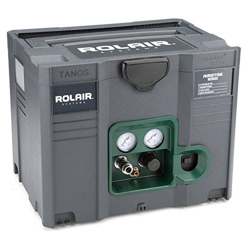 ROLAIR AIRSTAK- 1HP SYSTAINER COMPRESSOR