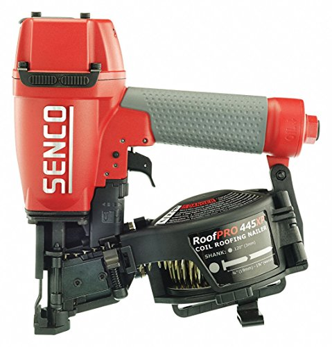 Wire Air Framing Nailer, Red