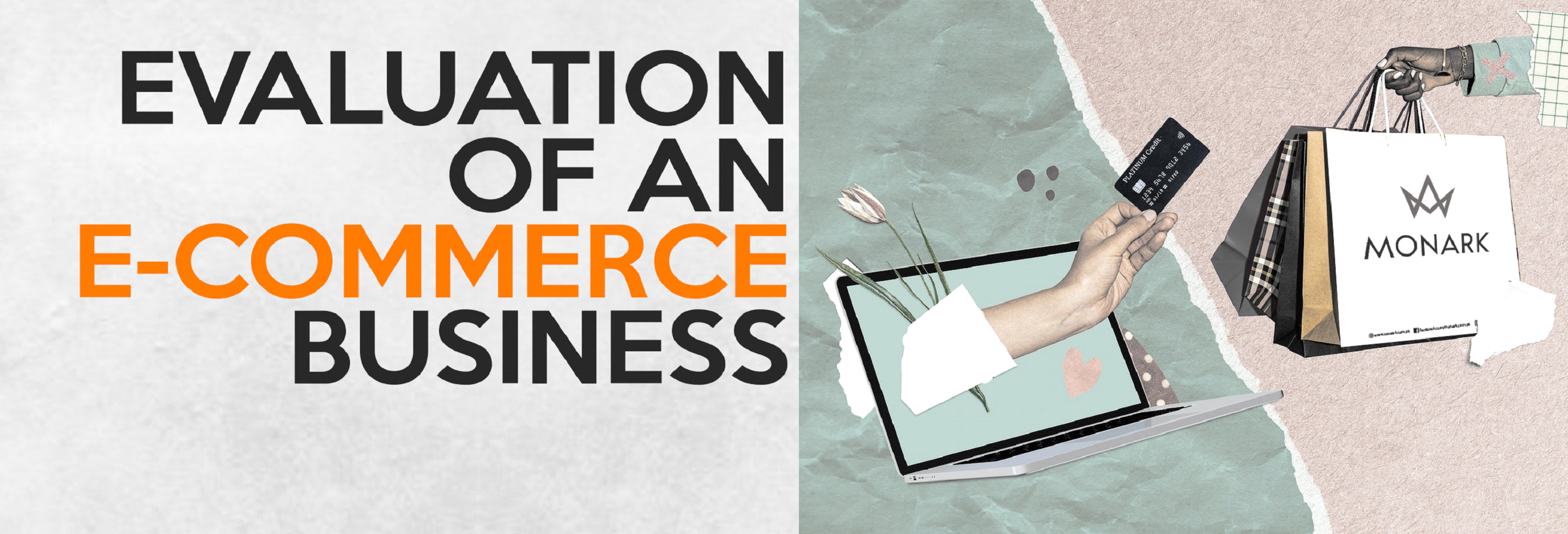 EVALUATION OF AN E-COMMERCE BUSINESS