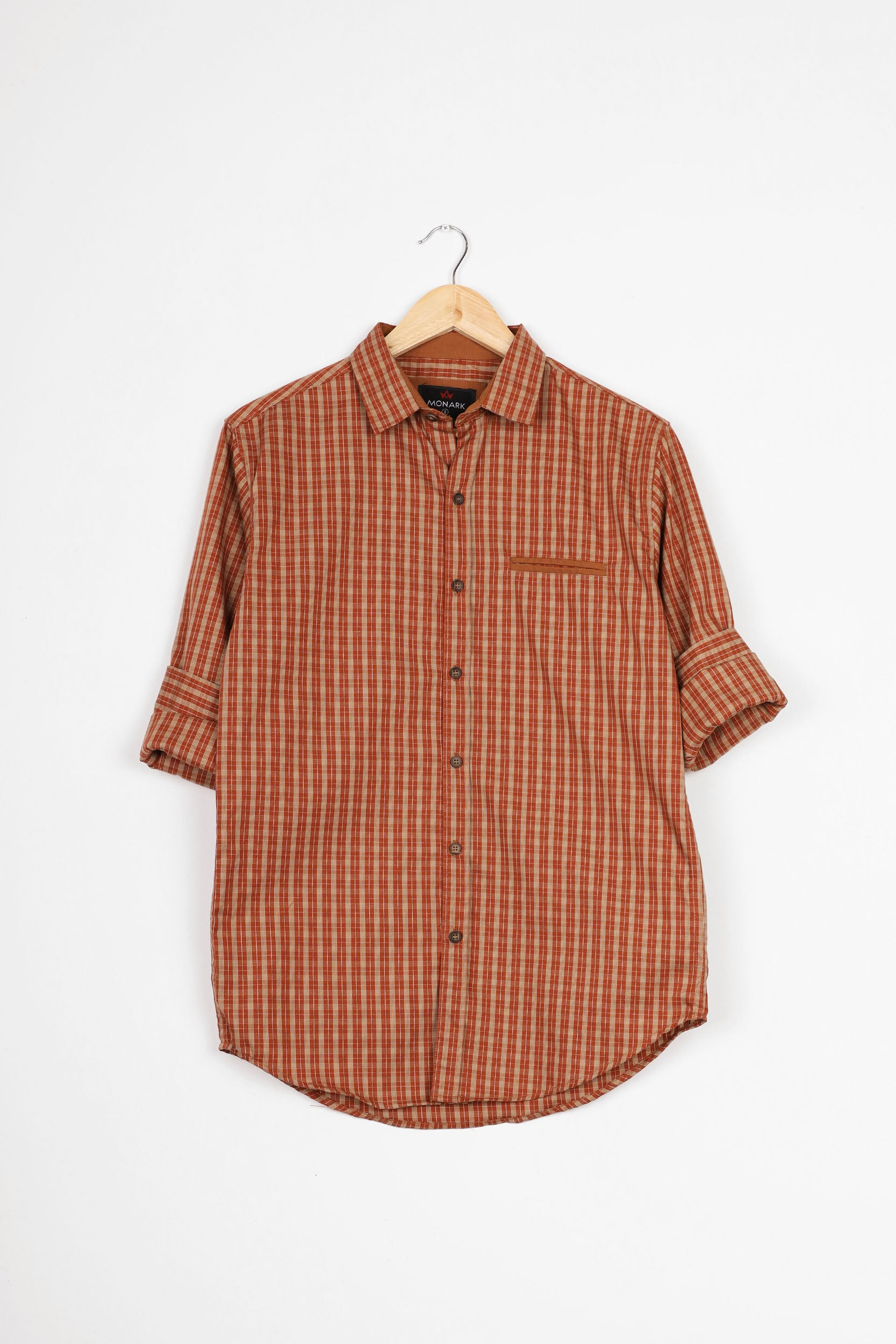 CHECKERED CASUAL SHIRT