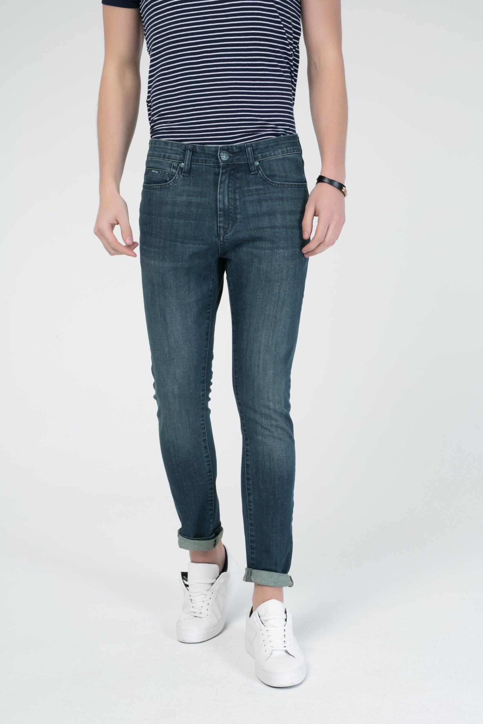 SUPER SLIM FIT DENIM JEANS