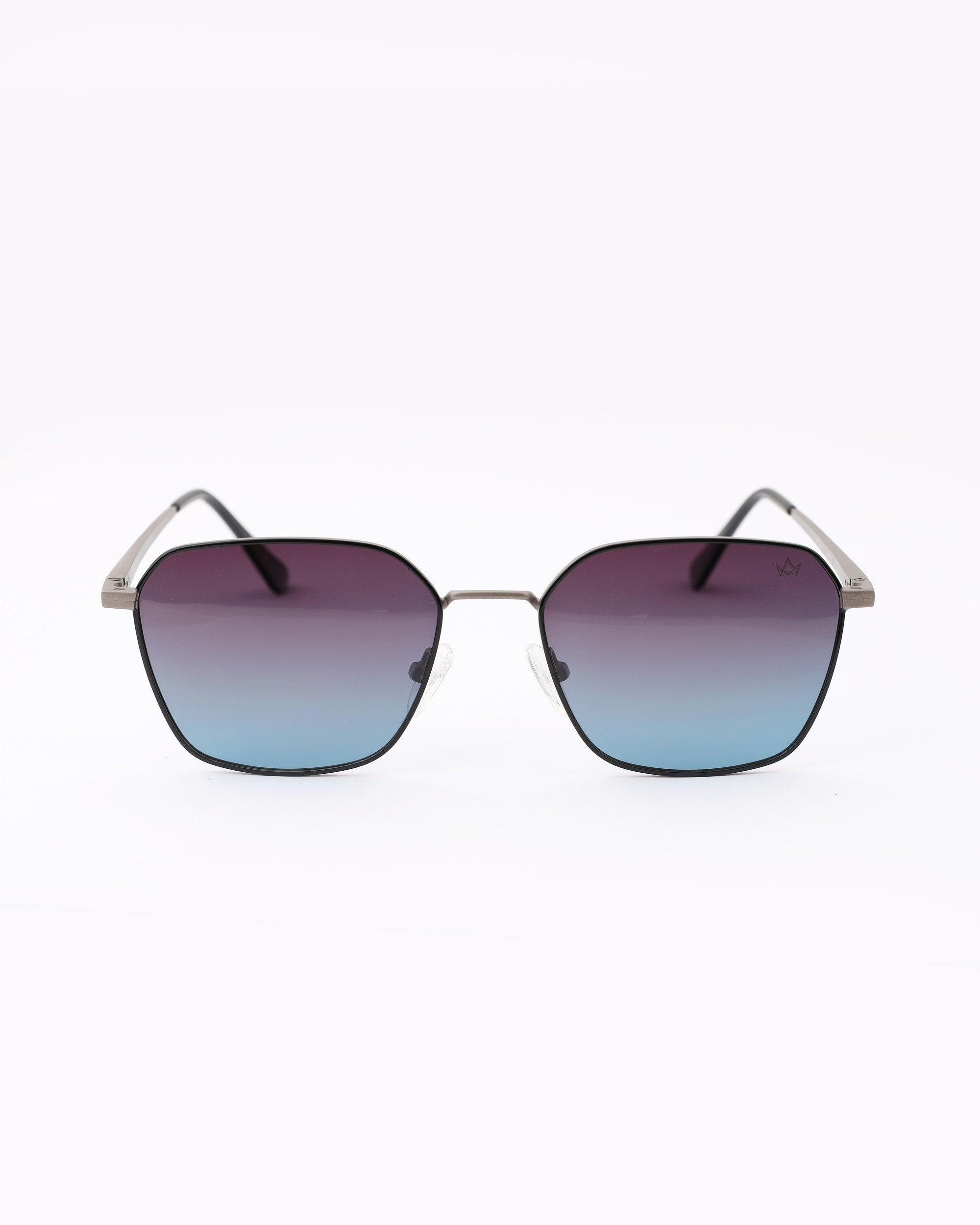 SOFT SQUARE AVIATOR SUNGLASSES