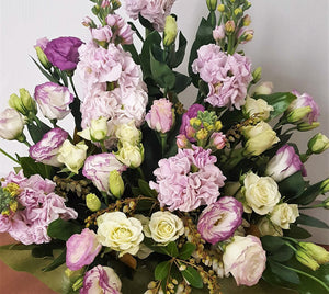 Flowers delivered by Virginia Mary Florist-Bendigo
