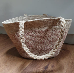 Jute Torquay Shopping Bag