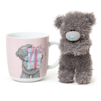 Tatty Teddy Plush & Mug set