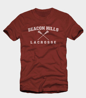 Beacon Hills Lacrosse T-Shirt