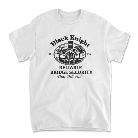 Black Knight Bridge Security Shirt
