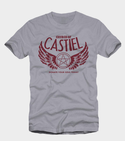Church of Castiel T-Shirt