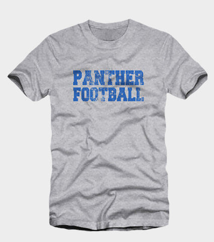 Dillon Panthers Football T-Shirt