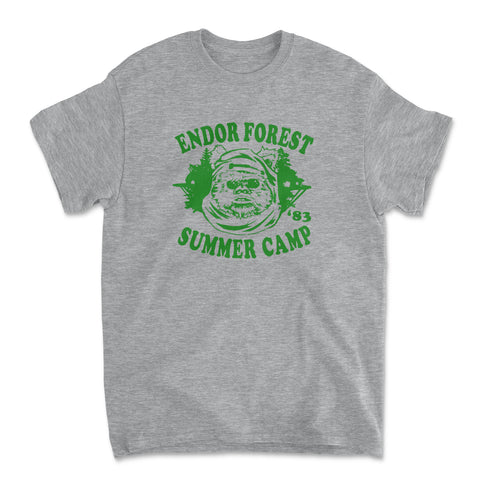 Endor Forest Summer Camp Shirt