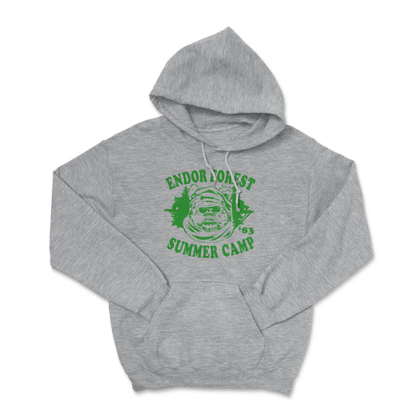 Endor Forest Summer Camp Hoodie