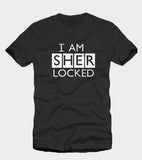 I Am Sher Locked T-Shirt