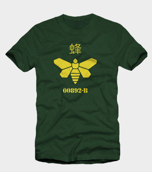 Methylamine Breaking Bad Bee T-Shirt