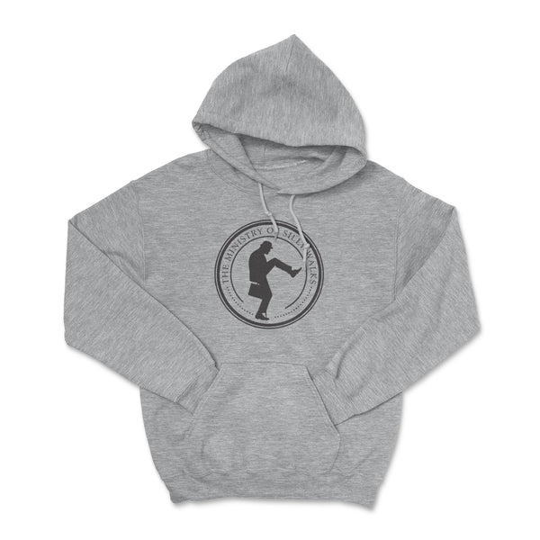 Ministry of Silly Walks Hoodie
