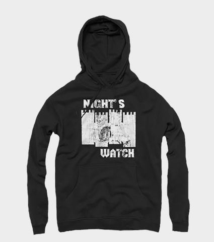 Nights Watch Hoodie Game of Thrones