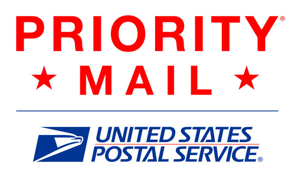 Priority Mail Shipping 2-3 day