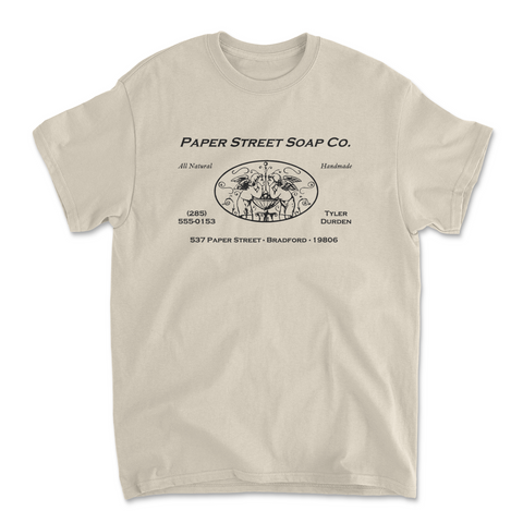 Paper Street Soap Co. Shirt