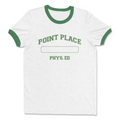Point Place Phys. Ed Ringer Shirt
