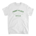 Point Place Phys. Ed Shirt