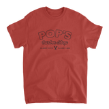 Pop's Barber Shop Shirt