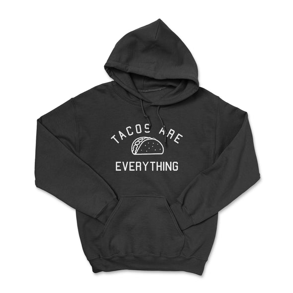 Tacos Are Everything Black Hoodie