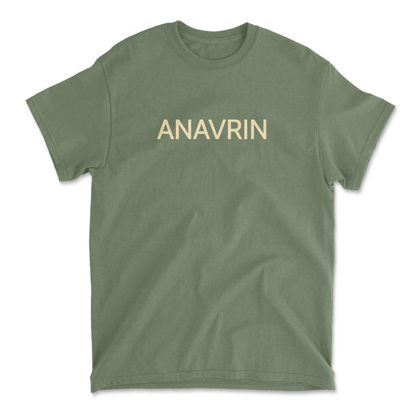Anavrin Military Green Shirt