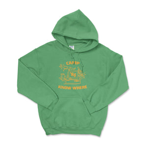 Camp Know Where Hoodie