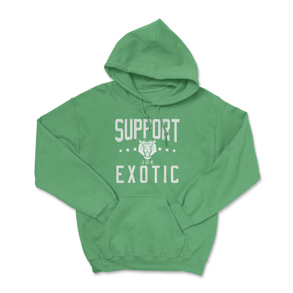 Support Joe Exotic Kelley Hoodie