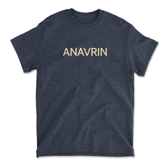 Anavrin Heather Navy Shirt