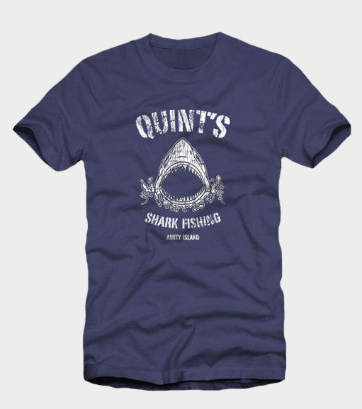 Quint's Shark Fishing Shirt