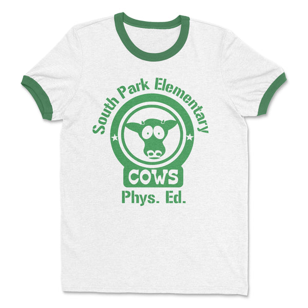 South Park Phys. Ed. Ringer Shirt