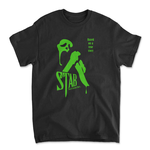 Stab Movie Poster Shirt