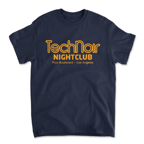 Tech Noir Nightclub Shirt