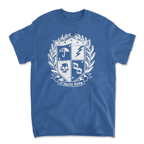 Umbrella Academy School Crest Shirt