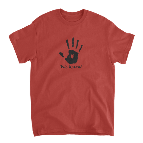 Dark Brotherhood We Know Shirt
