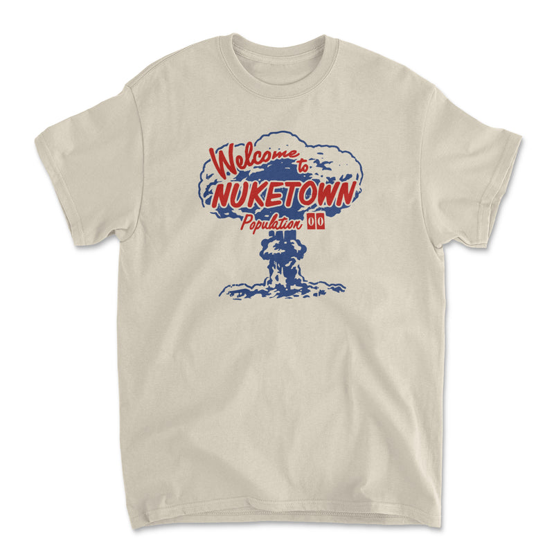 Welcome to Nuketown Shirt