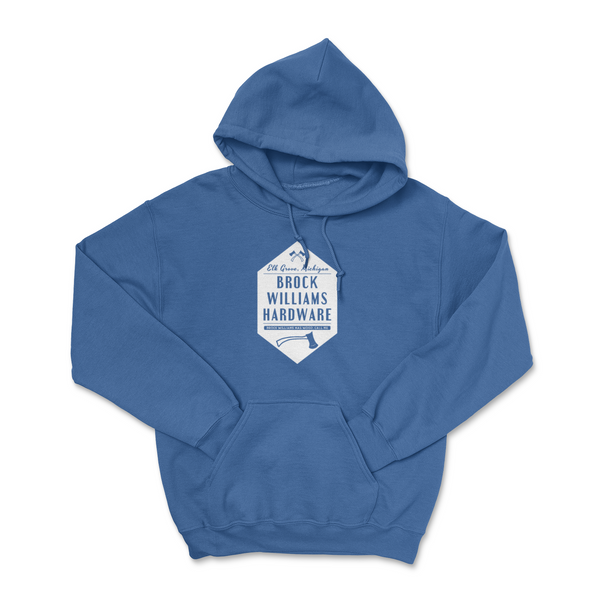 Brock William's Hardware Hoodie