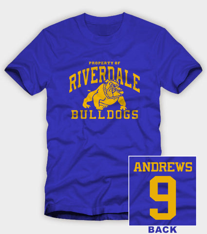 Archie Riverdale Football Shirt