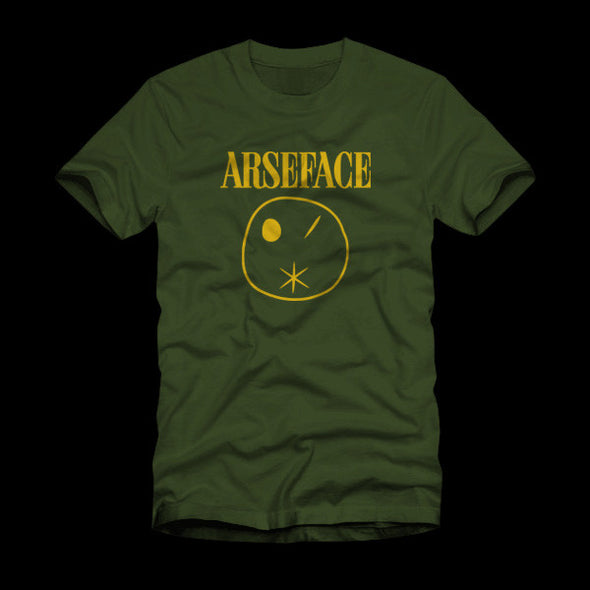 Arseface Preacher Hunter Shirt